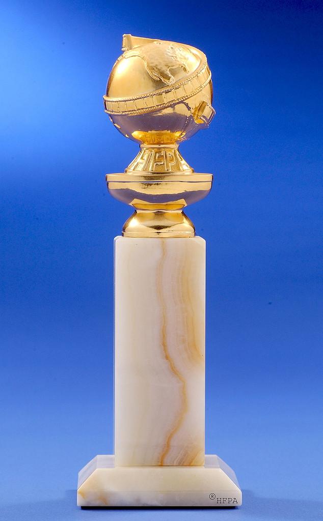 Golden Globe statuette