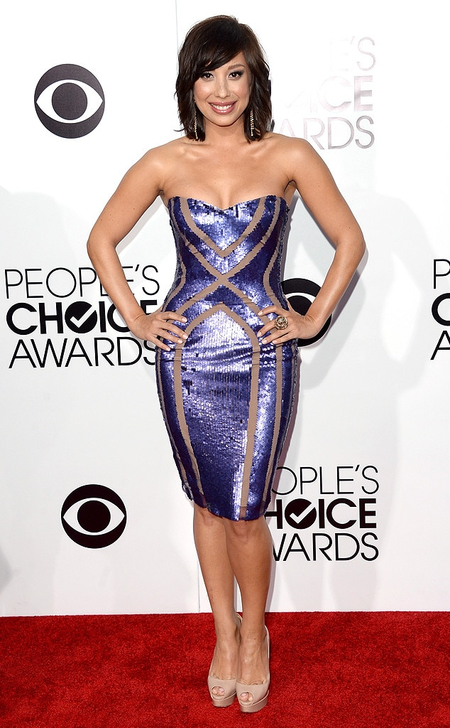 People's Choice Awards, Cheryl Burke