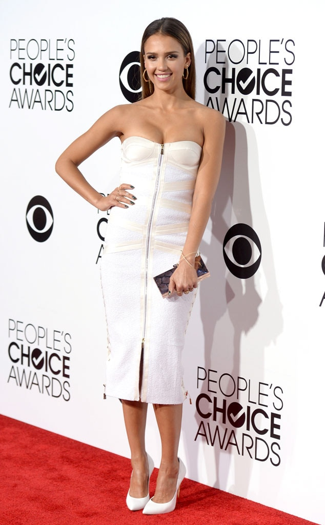 Jessica Alba, People's Choice Awards