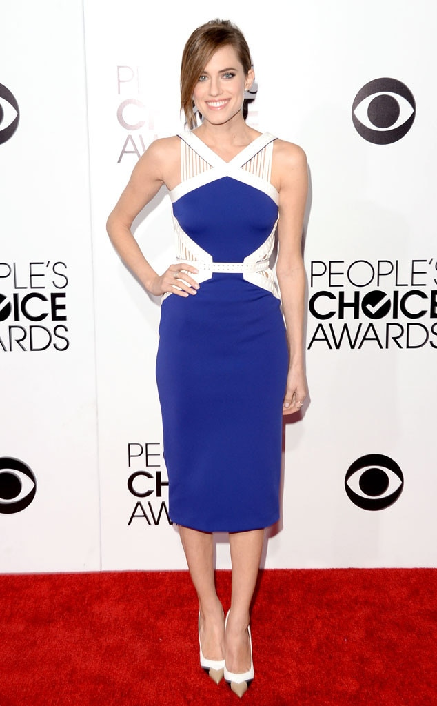 Allison Williams, People's Choice Awards