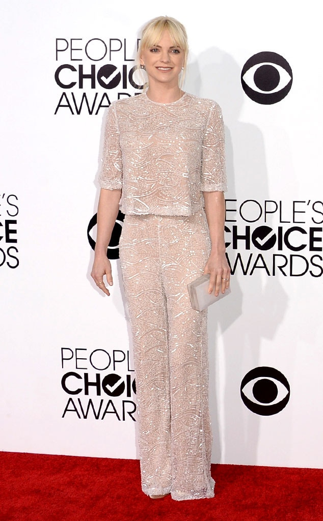 Anna Faris, People's Choice Awards