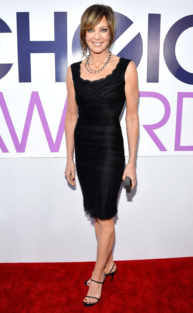 Allison Janney, People's Choice Awards