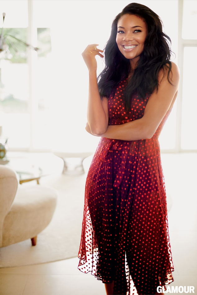 Gabrielle Union, Glamour Magazine