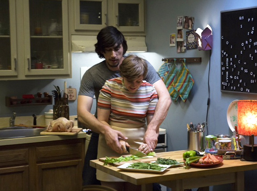 Girls, Lena Dunham, Adam Driver, Couples