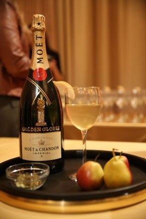 Moet, Golden Globes Cocktail