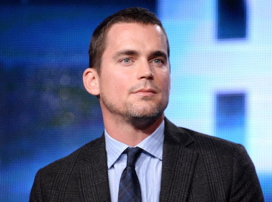 Matt Bomer Debuts Buzzed Haircut Still Looks Handsome As