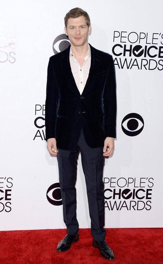Joseph Morgan, People's Choice Awards