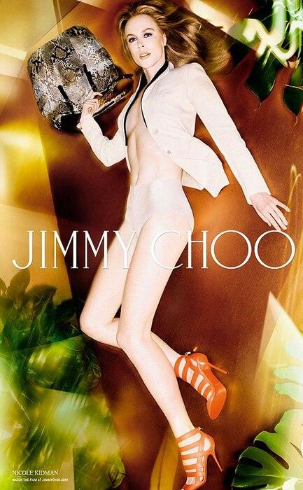 Nicole Kidman, Jimmy Choo