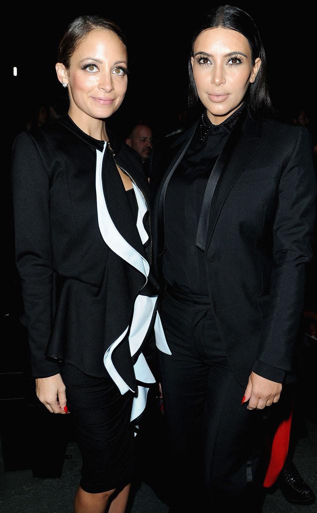 Kim Kardashian, Nicole Richie