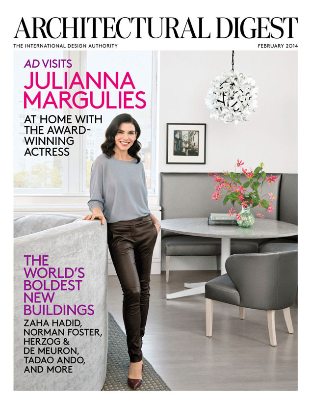 Julianna Margulies, Architectural Digest