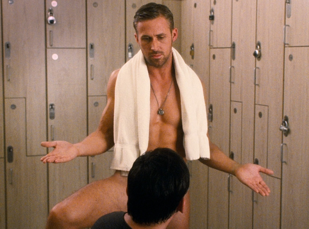 Shower Time From Ryan Goslings Hottest Pics E News