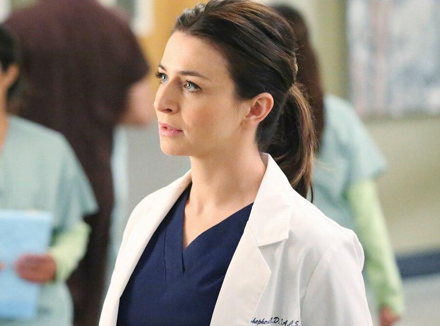 Caterina Scorsone, Grey's Anatomy