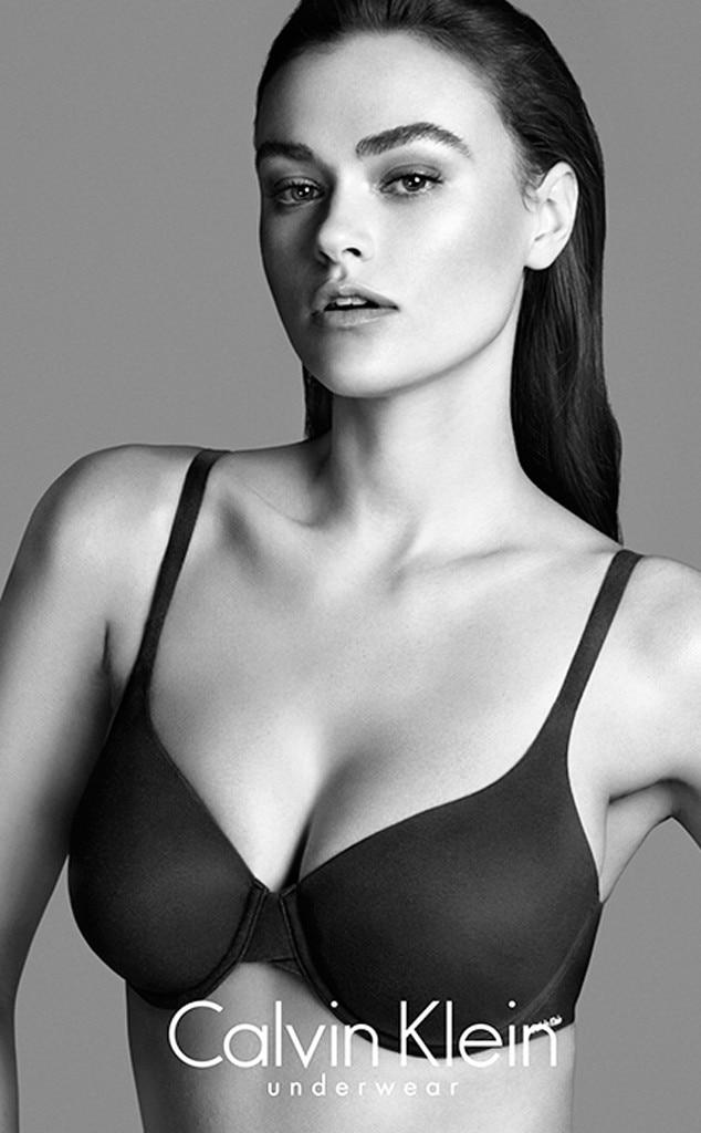 Myla Dalbesio, Calvin Klein