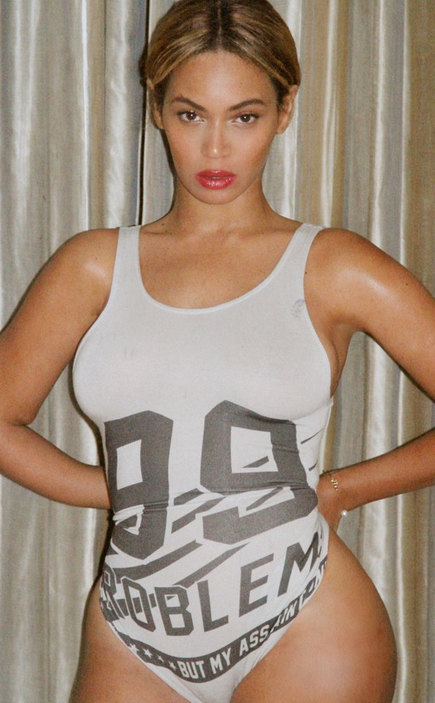 Beyonce, Swimsuit