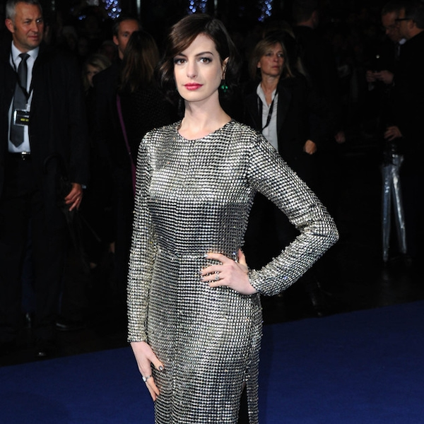 Anne Hathaway Now And Then: Crystal Clear From Anne Hathaway's Best Looks