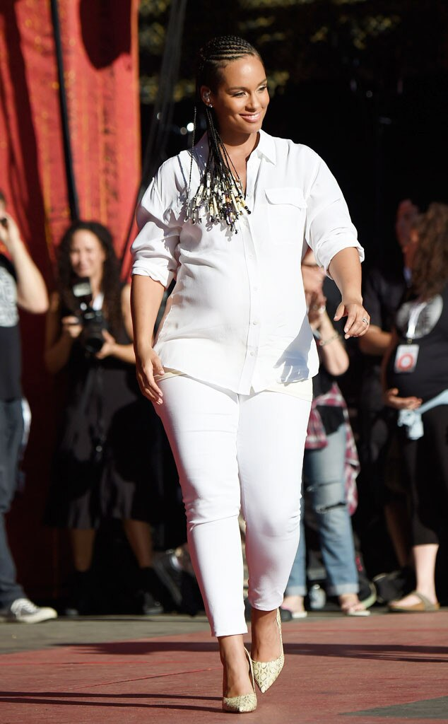 so fresh so clean from alicia keys pregnancy style e news