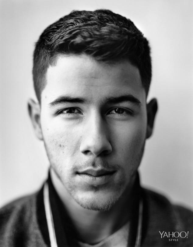 Nick Jonas, Yahoo Style