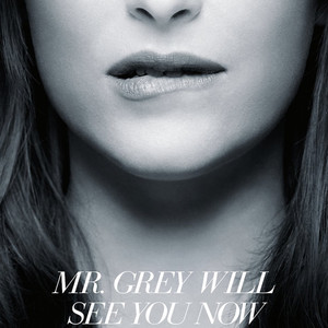 Dakota Johnson, Fifty Shades of Grey Poster