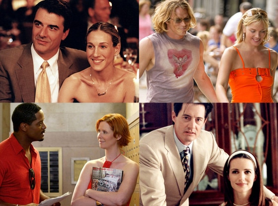 Sex and the City Couples