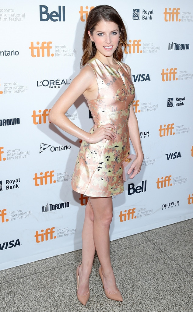 Sweet Floral from Anna Kendrick's Best Looks | E! News