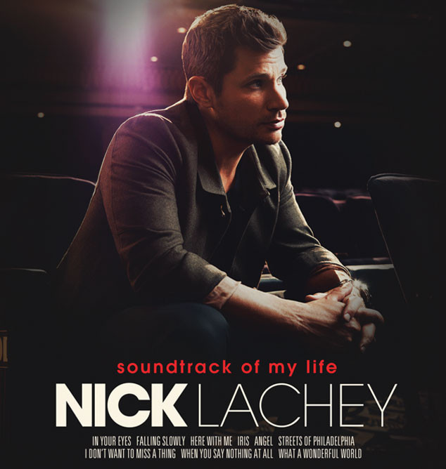 Nick Lachey, Soundtrack of my Life