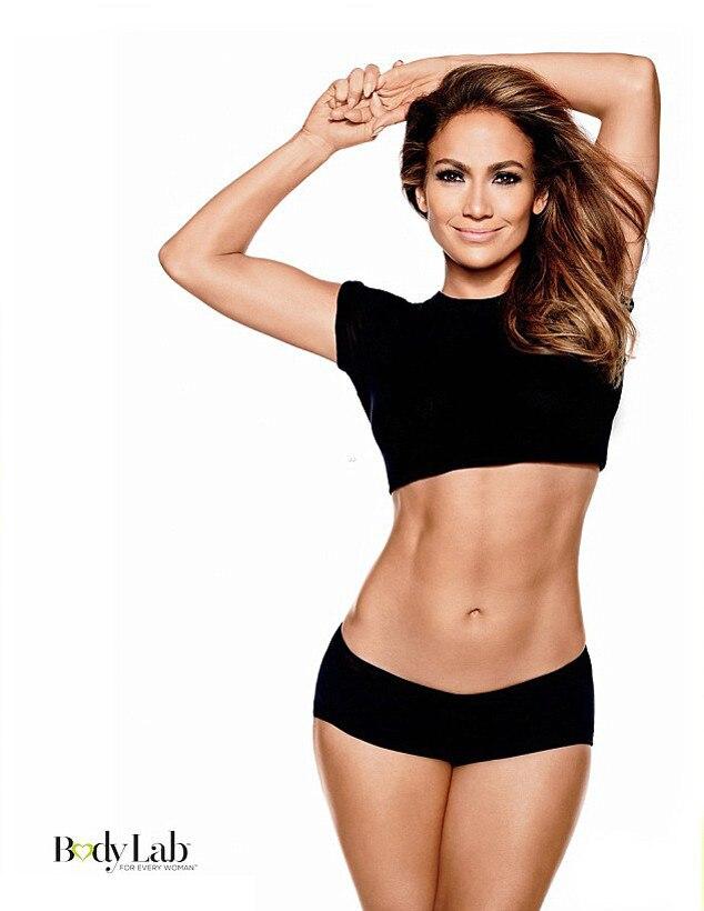 Jennifer Lopez, Bodylab