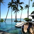 Celebrity Babymoon Retreats