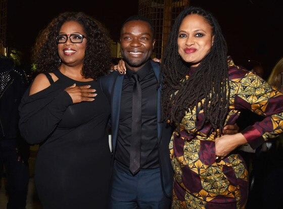 Oprah Winfrey, David Oyelowo, Ava DuVernay
