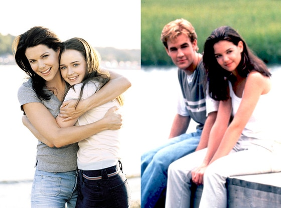 Gilmore Girls, Dawson's Creek