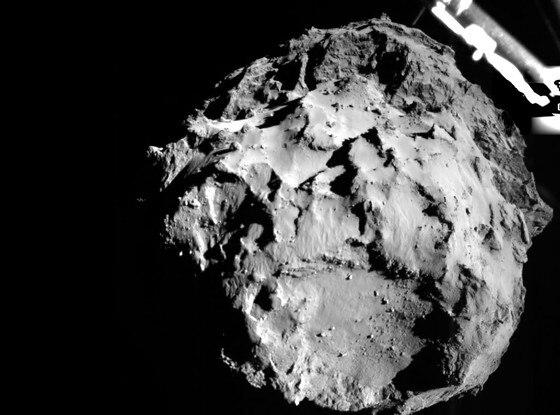 ESA, Comet Landing