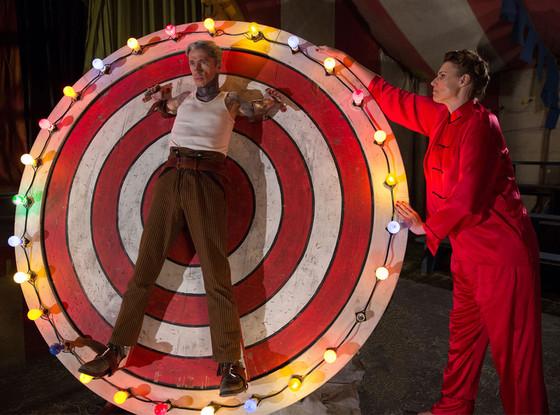 American Horror Story, Freak Show, Bullseye