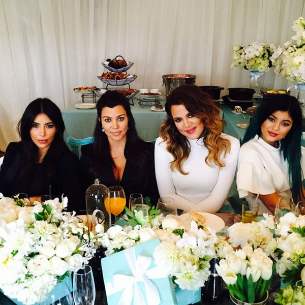 Kourtney Kardashian, Baby Shower