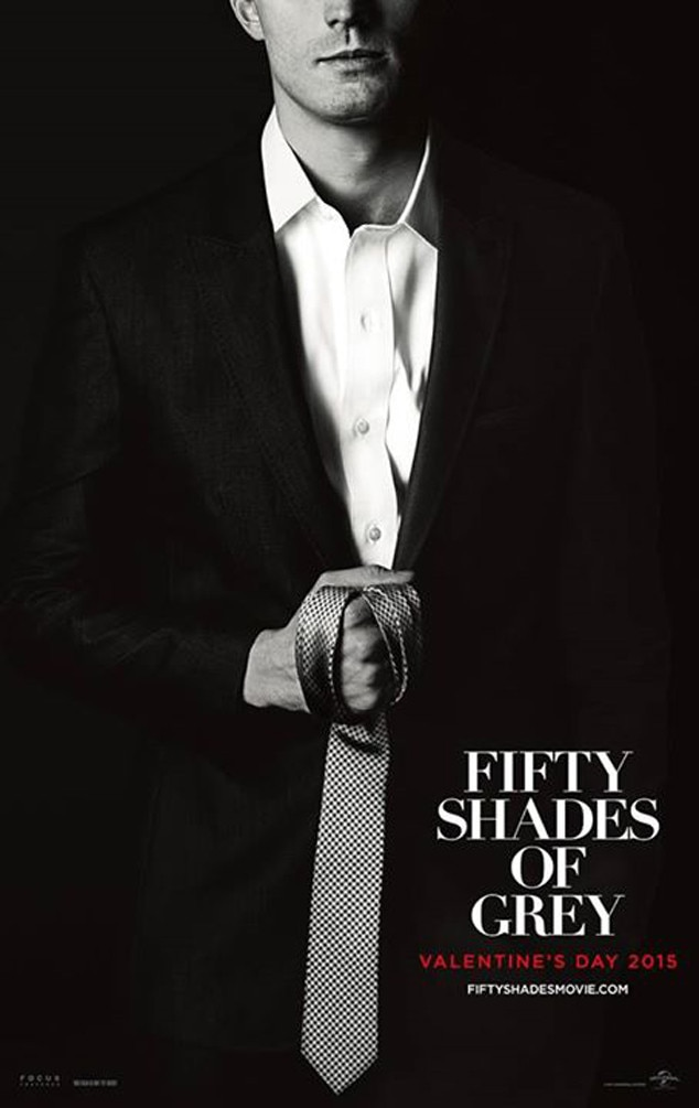 Jamie Dornan, Fifty Shades of Grey Poster