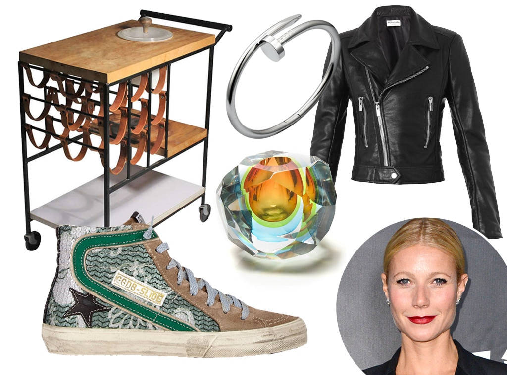 Goop Holiday Gift Guide, Gwyneth Paltrow