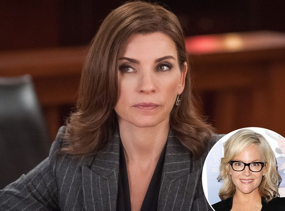 The Good Wife, Julianna Margulies, Rachael Harris