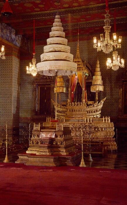 Amarinda Hall, Grand Palace Bangkok Thailand