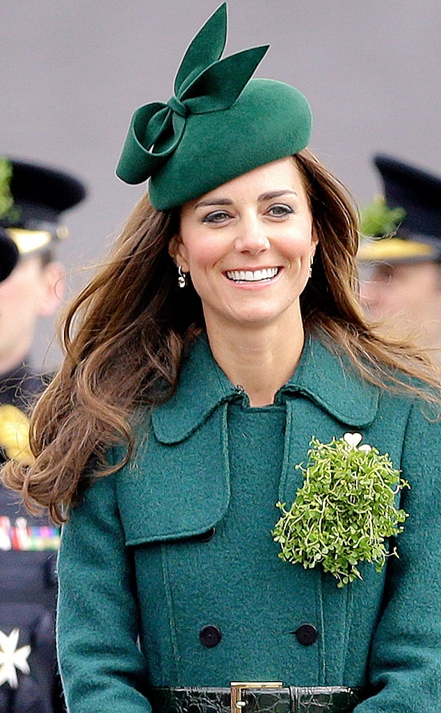 Emerald Isle from Kate Middleton's Hats & Fascinators | E ...