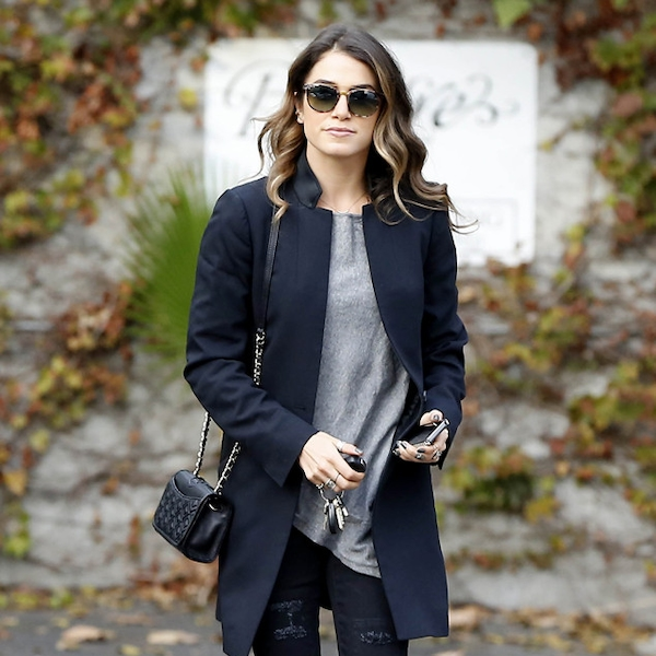 Nikki Reed From The Big Picture: Today's Hot Photos