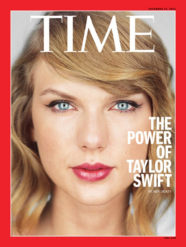 Taylor Swift, TIME