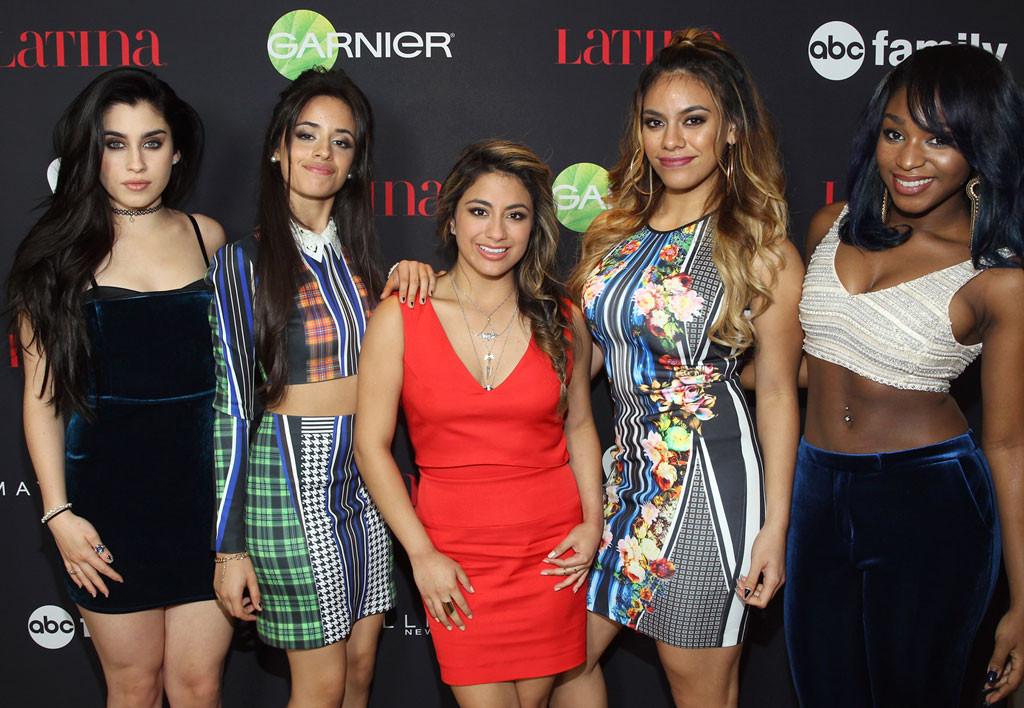 Lauren Jauregui, Camila Cabello, Ally Brooke Hernandez,  Dinah Jane Hansen, Normani Hamilton, Fifth Harmony