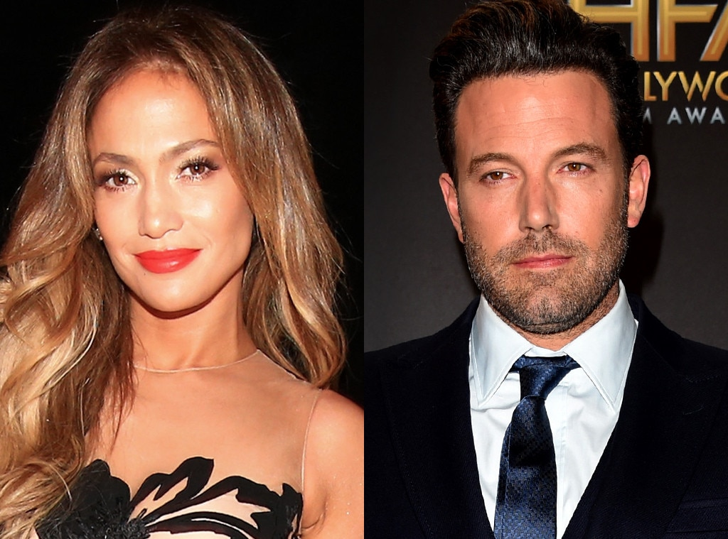 Jennifer Lopez, Ben Affleck, Hollywood Film Awards