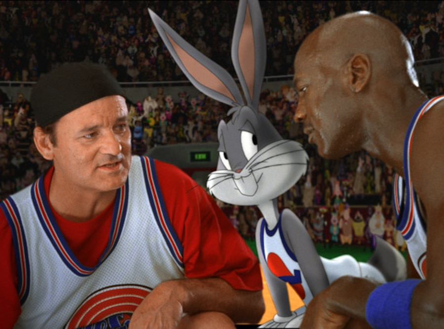 Space Jam, Bill Murray, Michael Jordan
