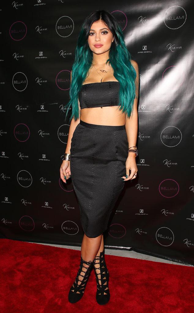 Fashion Police, Kylie Jenner