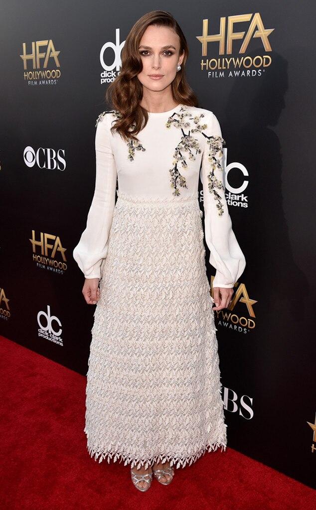 Keira Knightley, Hollywood Film Awards