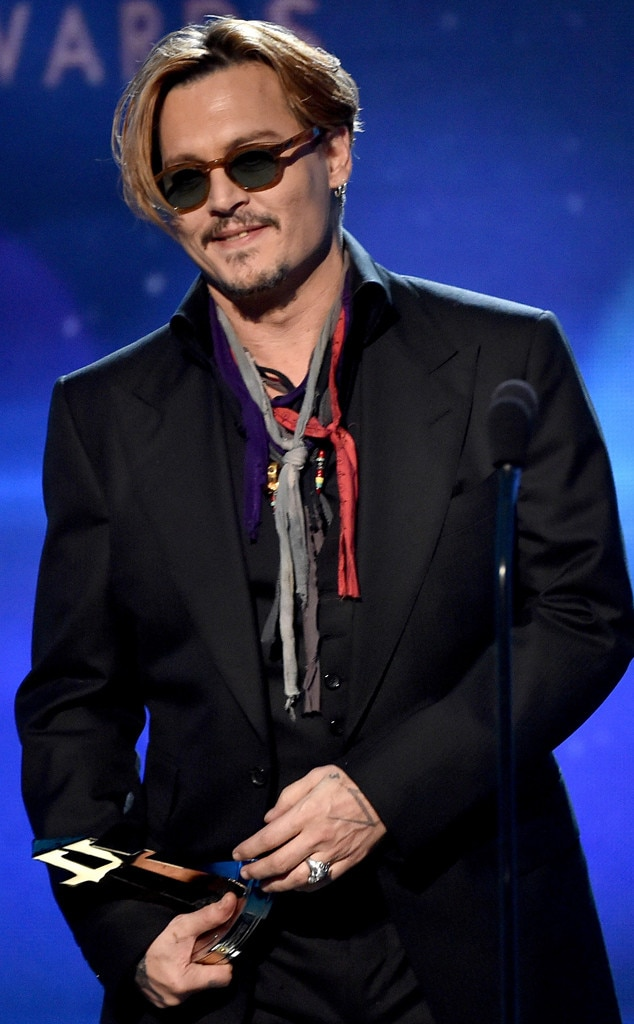Johnny Depp, Hollywood Film Awards