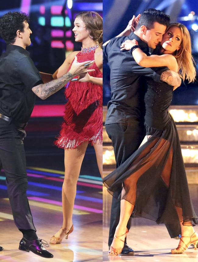 Sadie Robertson, Candace Cameron Bure, Dancing with the Stars, DWTS