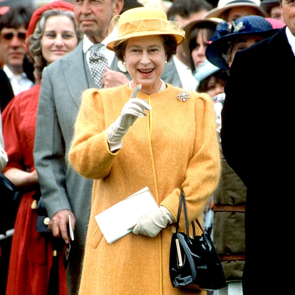 1985 From Queen Elizabeth Ii S Royal Style Through The