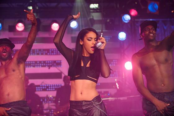 Aaliyah Movie, Alexandra Shipp