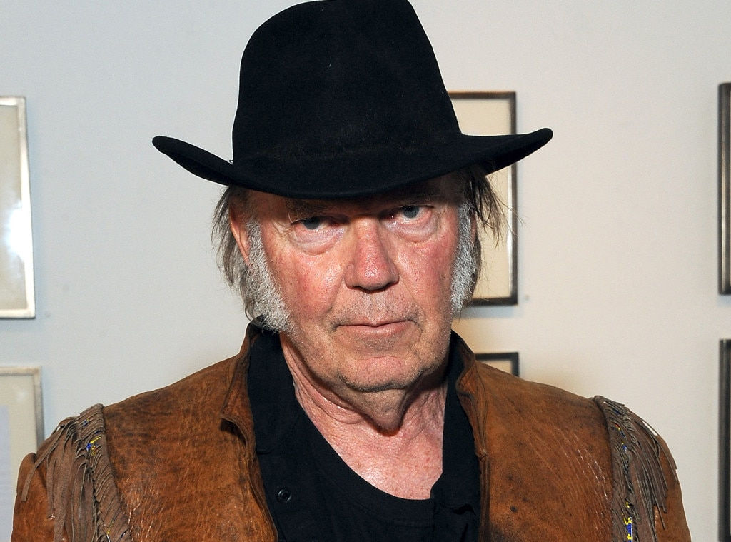 neil young unhappy with donald trump using rockin in the