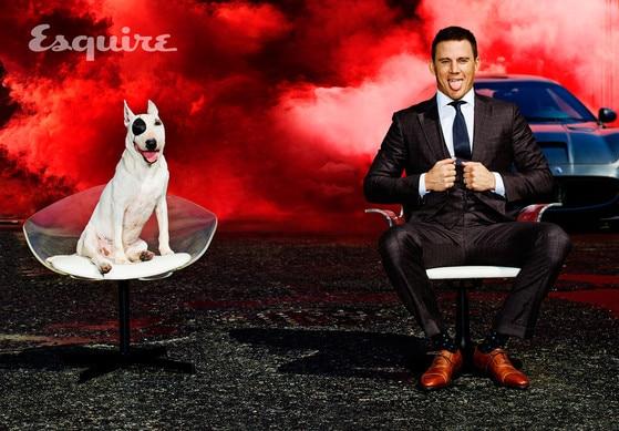 Channing Tatum, Esquire Magazine